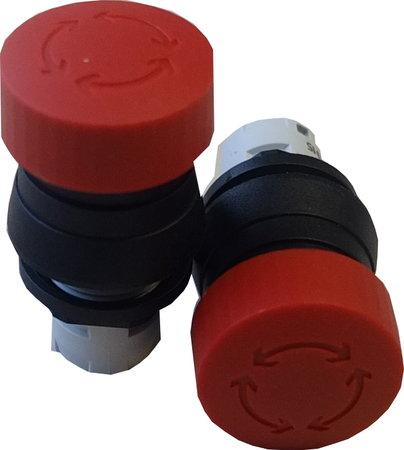 Notausschalter für Heidenhain Handrad HR410