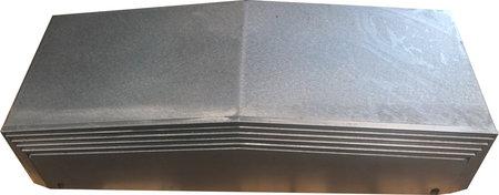 Teleskop Stahlabdeckung für DMC 63 V - Y-Achse vorne
