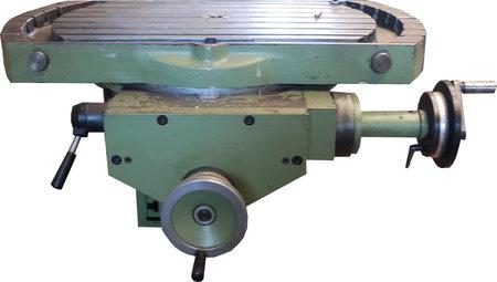 Kipp / Schwenk - Rundtisch manuell passend für Maho 700/800 Serie P/C/E