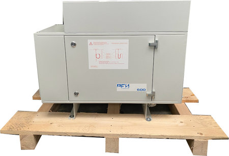 Air cleaning device AFS 600