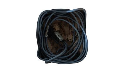 Anschlusskabel für Tastatur CNC 432 auf Platine CONTR TELET MOD