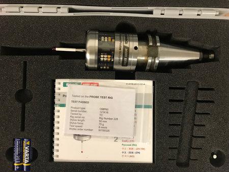 Renishaw probe PP 60 optical