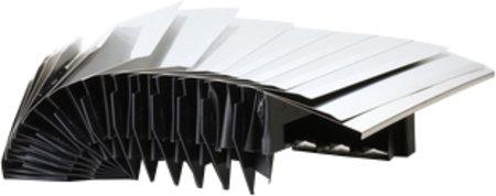 Maho 800 Faltenbalg X-Achse rechts